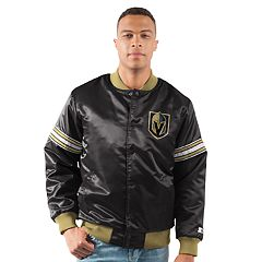 Men's Vegas Golden Knights Draft Pick Bomber Jacket