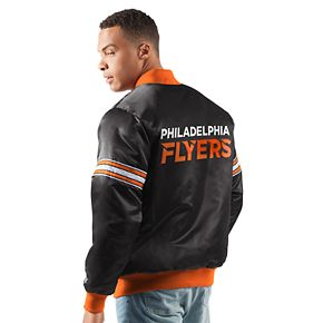 Men's Philadelphia Flyers Draft Pick Bomber Jacket