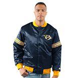 Men's Nashville Predators Draft Pick Bomber Jacket
