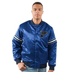 Men's St. Louis Blues Draft Pick Bomber Jacket