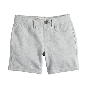 Girls 4-18 & Plus Size SO® Pull On Midi Shorts