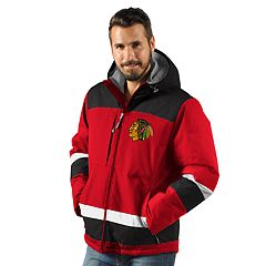 Men's Chicago Blackhawks Power Play Parka Jacket