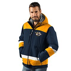 Men's Nashville Predators Power Play Parka Jacket