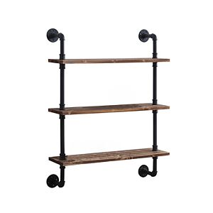 Anacortes Three Shelf Piping