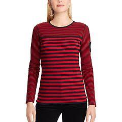 Women's Chaps Striped Tee