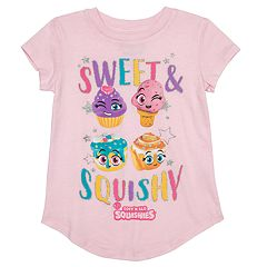 Toddler Girl Jumping Beans® Soft'n Slo Squishies 'Sweet & Squishy' Graphic Tee