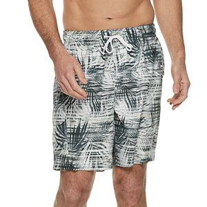 d0a92d74d0 Men's Croft & Barrow® Tropical Swim Trunks