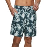 Men's Croft & Barrow® Swim Trunks
