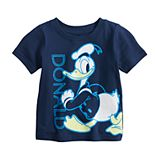"""Disney's Donald Duck Baby Boy """"Donald"""" Softest Graphic Tee by Jumping Beans®"""