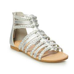 SO® Meadow Girls' Gladiator Sandals