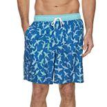 Men's Croft & Barrow® Swim Trunks