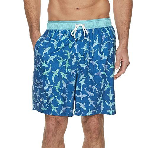 7952867d1f Men's Croft & Barrow® Swim Trunks