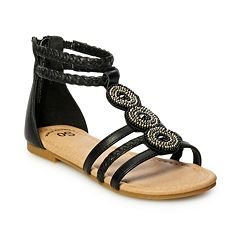 680e81525 SO® Melt Girls  Gladiator Sandals