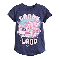 Toddler Girl Jumping Beans® Candy Land Game Graphic Tee