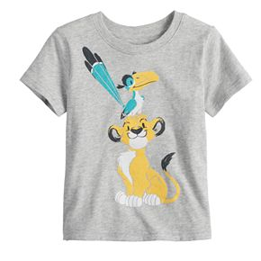 Disney's The Lion King Baby Boy Simba & Zazu Graphic Tee by Jumping Beans®