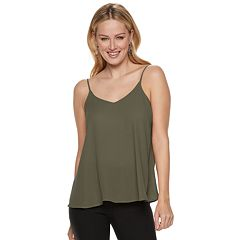 Women's Apt. 9® V-Neck Georgette Cami