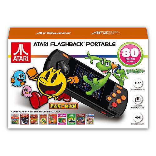 Atari Flashback Portable Gaming Device