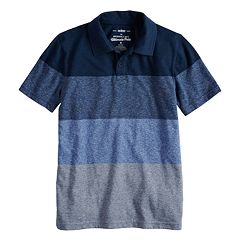Boys 8-20 Urban Pipeline® Colorblock Polo In Regular & Husky Sizes