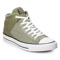 af282d9e1565 Men s Converse Chuck Taylor All Star High Street High Top Shoes. Field  Surplus ...