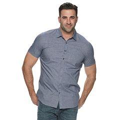 Big & Tall Apt. 9® HEIQ Regular-Fit Button-Down Shirt