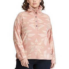 Women's Chaps Sherpa 1/2-Zip Jacket