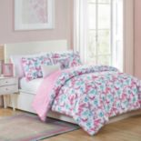 VCNY Pretty Butterfly Comforter Set