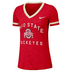 Women's Nike Ohio State Buckeyes Vintage Tee