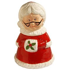 National Christmas Tree 11' Mrs. Claus Cookie Jar