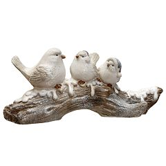 National Christmas Tree 10' Birds on a Branch Table Decor