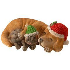 National Christmas Tree 6' Holiday Buddies Table Decor