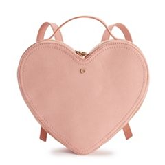LC Lauren Conrad Heart Backpack