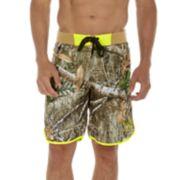 Men's Realtree Camo 9-inch E-Board Swim Shorts