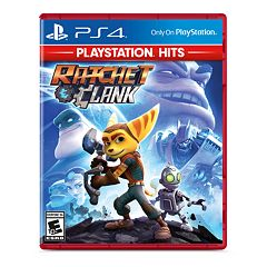Ratchet & Clank Hits for PS4