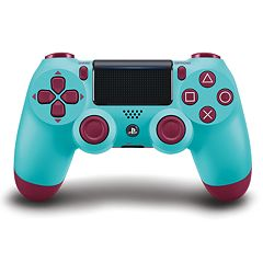 Sony DualShock Wireless Controller for PlayStation 4 - Berry Blue