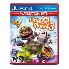 Little Big Planet 3 Hits for PS4