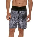 Men's Realtree Patterned 9-inch E-Board Swim Shorts