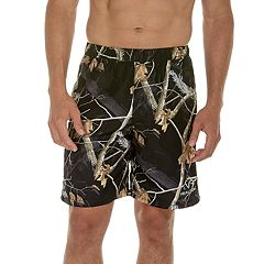 Men's Realtree Leaf 9-inch E-Board Swim Shorts
