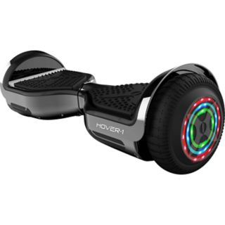 Hover-1 Chrome Electric Self Balancing Scooter