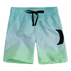 Toddler Boy Hurley Gradient Icon Boardshorts