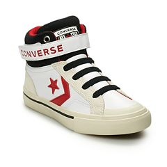 Boys' Converse CONS Pro-Blaze Leather High Top Shoes