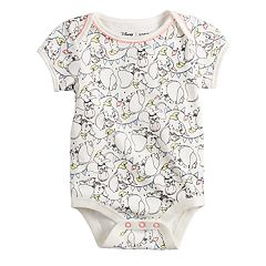 Disney's Dumbo Baby Girl  Print Bodysuit by Jumping Beans®