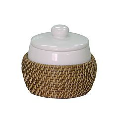 Elegant Home Hana Cotton Jar