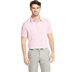 Men's IZOD SwingFlex Classic-Fit Striped Golf Polo
