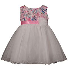 b2478a52fe Toddler Girl Girl Bonnie Jean Lace Tulle Dress