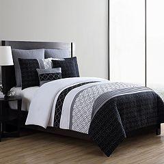 VCNY Winston Comforter Set