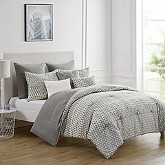 VCNY Macaire Jacquard Comforter Set