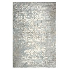 Rizzy Home Chelsea Distressed Floral Rug