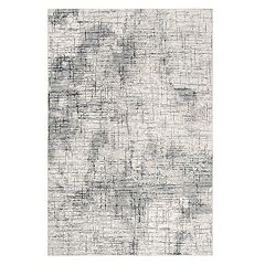 Rizzy Home Chelsea Distressed Contemporary Rug