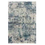Rizzy Home Chelsea Distressed Floral Print Rig