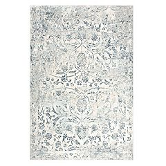 Rizzy Home Chelsea Elegant Floral Rug